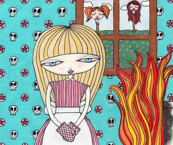 The SunnyGrrrl Colouring Book Is Here!