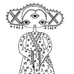 Sunny Crittenden, Artist & Textibitionist